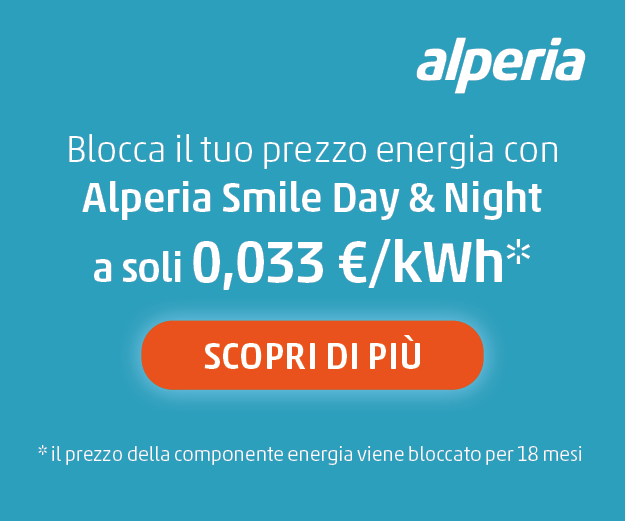 Alperia Smile day&night